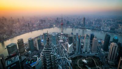 Shanghai photography spots - View From Shanghai World Financial Centre