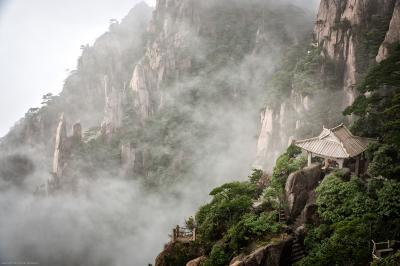 photography spots in Shanghai - Huangshan (黄山)