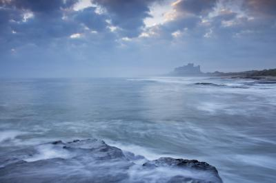 Northumberland photo locations - Bamburgh Castle