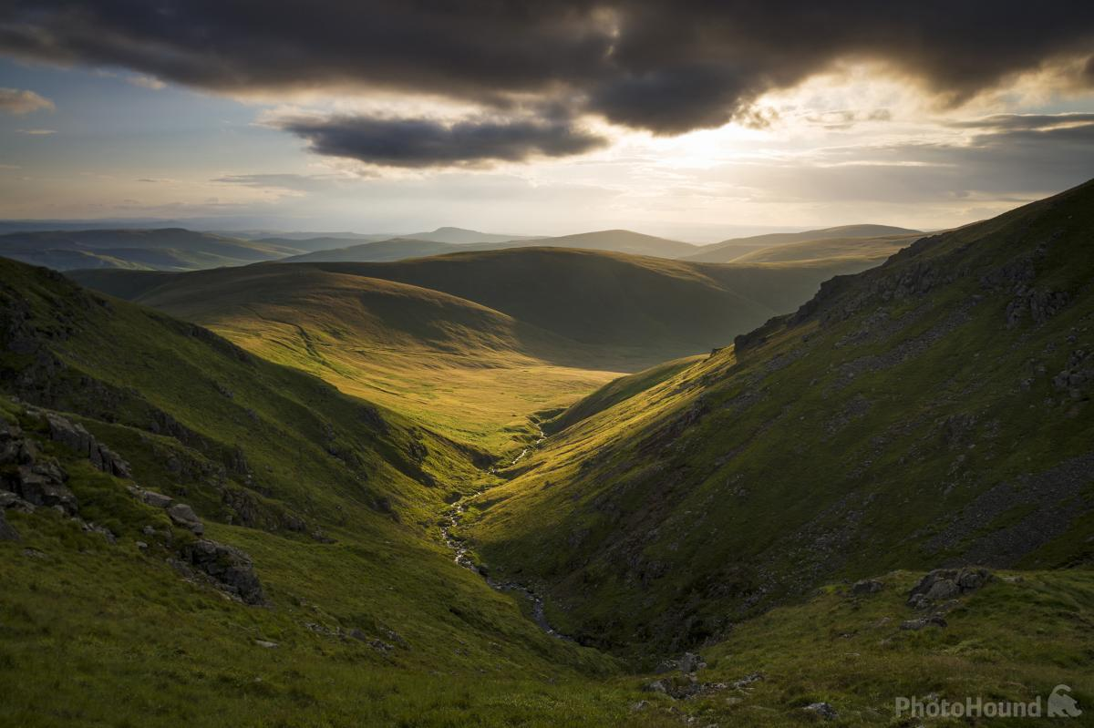 Image of College Valley - Hen Hole by David Taylor