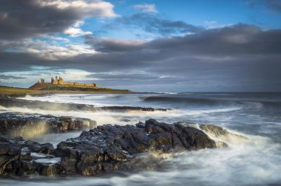 Dunstanburgh Castle – Turner's View