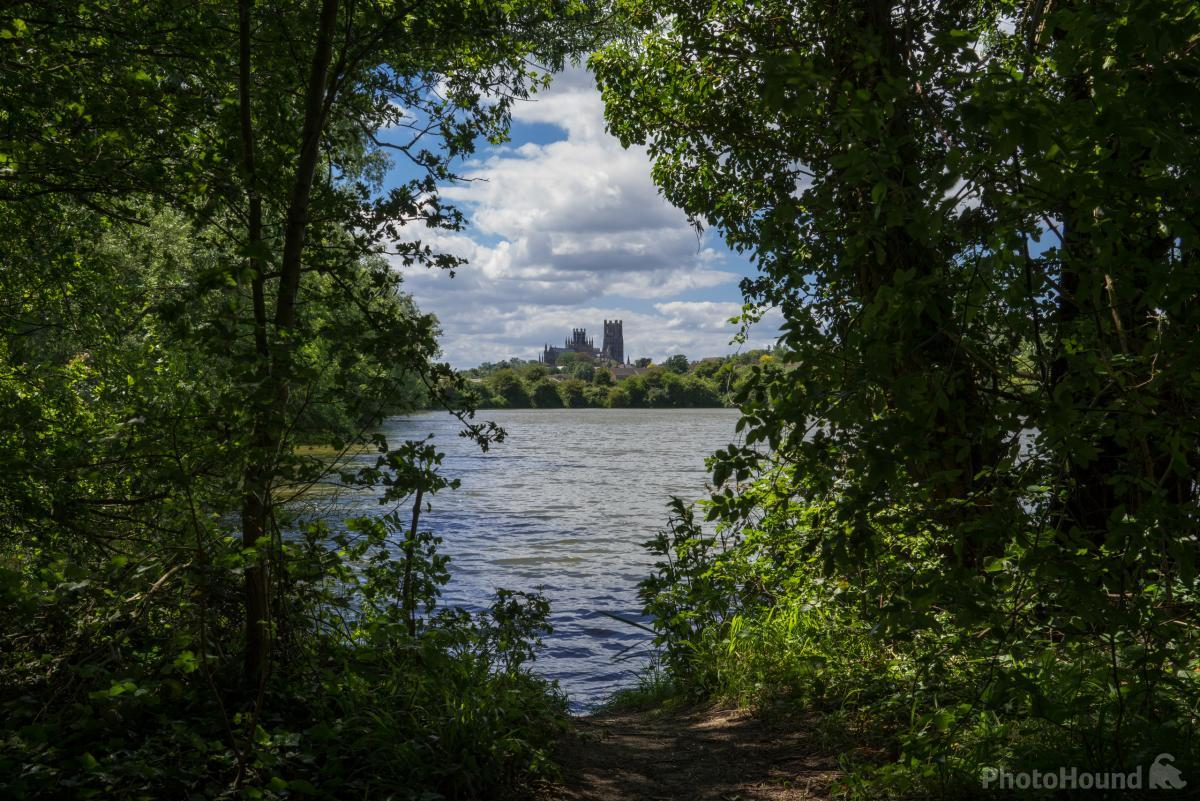 Ely Cathedral from Roswell Pits