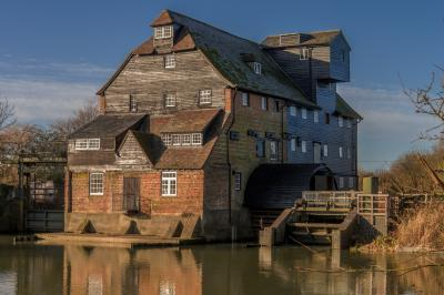 England photography spots - Houghton Mill