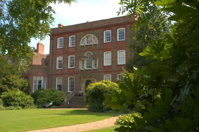 photography locations in Cambridgeshire - Peckover House, Wisbech
