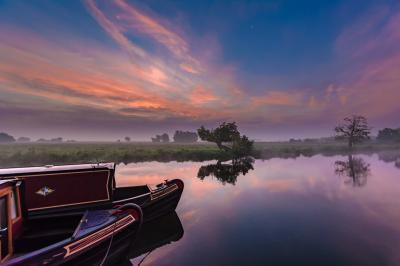 instagram spots in England - River Great Ouse, Ely
