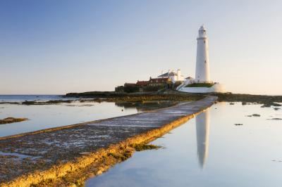 Northumberland photography locations - St Mary's Lighthouse & Causeway