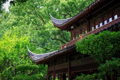 Shanghai photo spots - Yu Garden and Bazaar (豫园)