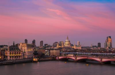 images of London - Oxo Tower Viewing Platform