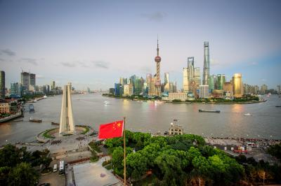 photography spots in Shanghai - The View from the Peninsular