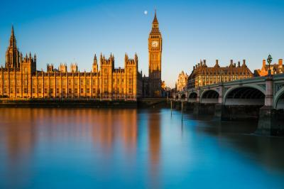 pictures of London - View of Palace of Westminster