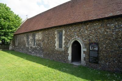 England instagram locations - Duxford Chapel