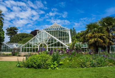 England photography spots - Cambridge University Botanic Garden