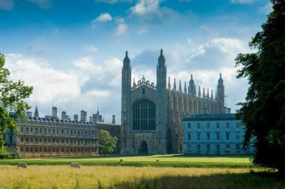 England photography locations - King's College Chapel, Cambridge