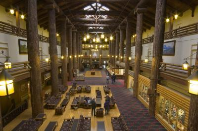 Montana photo locations - Glacier Park Lodge