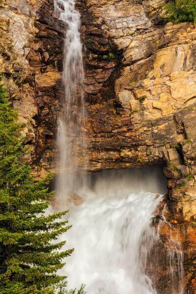 Montana instagram locations - Running Eagle Falls