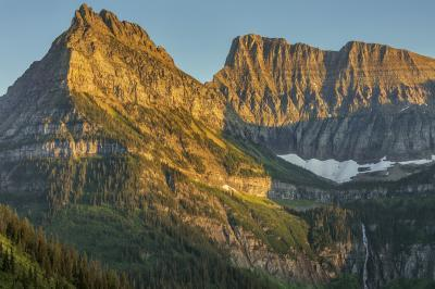 pictures of Glacier National Park - Going to the Sun Road