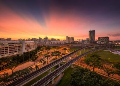 Singapore photo locations - 101 Jurong East Street 13