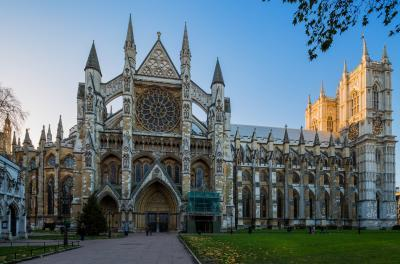 images of London - Westminster Abbey