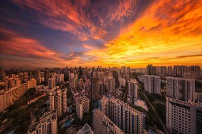 photography spots in Singapore - Whampoa Dew