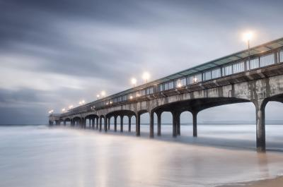 instagram locations in England -   Boscombe Pier