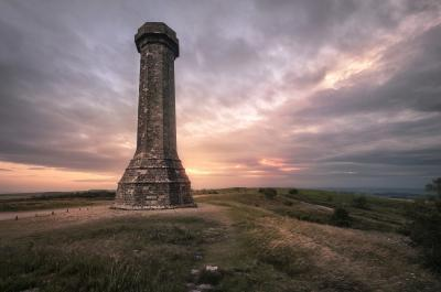 images of Dorset -   Hardy Monument