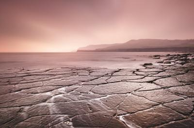 England photography locations - Kimmeridge Bay