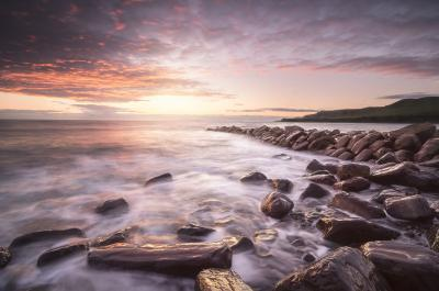 pictures of Dorset - Kimmeridge Bay