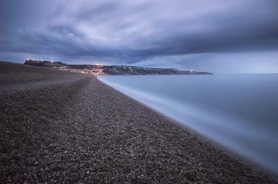 images of Dorset - Chesil Beach