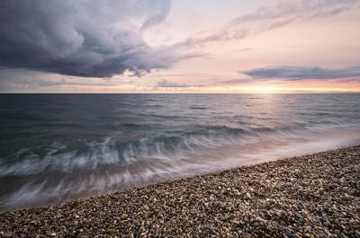 photos of Dorset - Chesil Beach