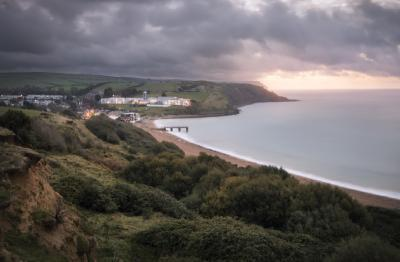 images of Dorset - Bowleaze Cove & the Lookout