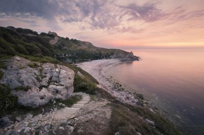 Dorset photography spots - Curch Ope Cove