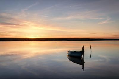 images of Dorset - Fleet Lagoon