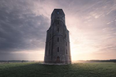 pictures of Dorset - Horton Tower