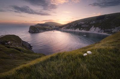 pictures of Dorset - Lulworth Cove