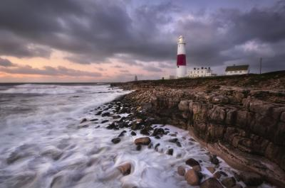photography spots in Dorset - Portland Bill Lighthouse