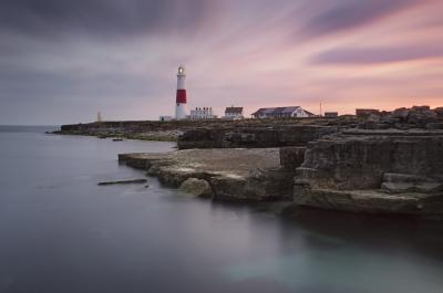 pictures of Dorset - Portland Bill Lighthouse