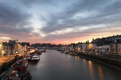photography spots in Dorset - Weymouth Harbour