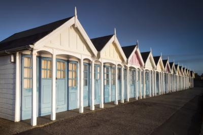 images of Dorset - Weymouth Beach