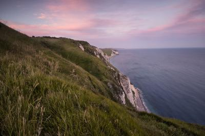 images of Dorset - White Nothe