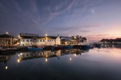 pictures of Dorset - Weymouth Harbour