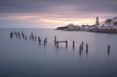 photo spots in Dorset - Swanage