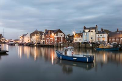 images of Dorset - Weymouth Harbour