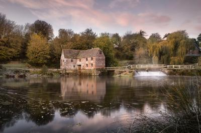 images of Dorset - Sturminster Newton Mill