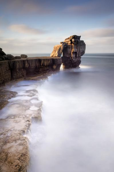 images of Dorset - Pulpit Rock