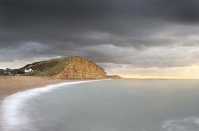 images of Dorset - West Bay