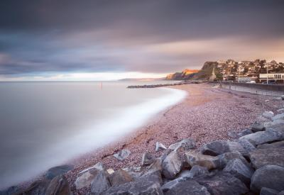 photos of Dorset - West Bay