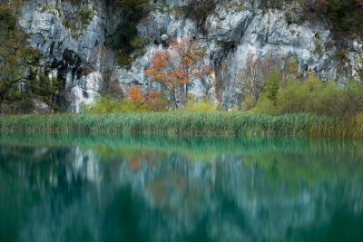 Plitvice Lakes National Park photography locations - Lake Gavanovac