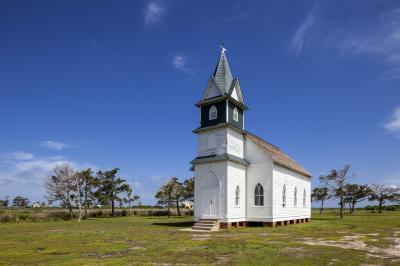 photo locations in Outer Banks - Portsmouth Village
