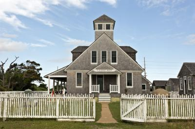 Outer Banks photography locations - Chicamacomico Lifesaving Station
