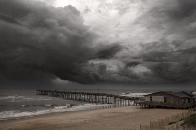 photo locations in Outer Banks - Kitty Hawk, Avalon and Nags Head Fishing Piers